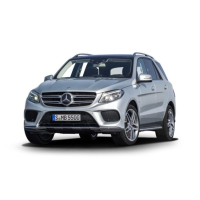 Mercedes GLE Class 2016 on
