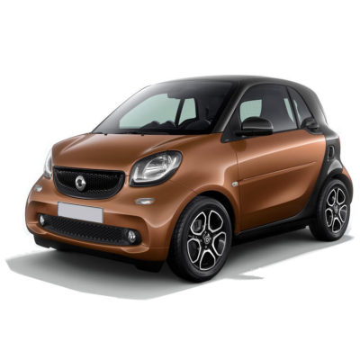 Smart ForTwo (453) 2014 on