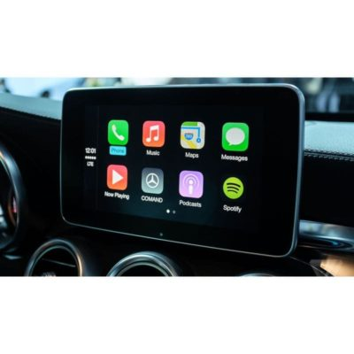 mercedes-carplay c class