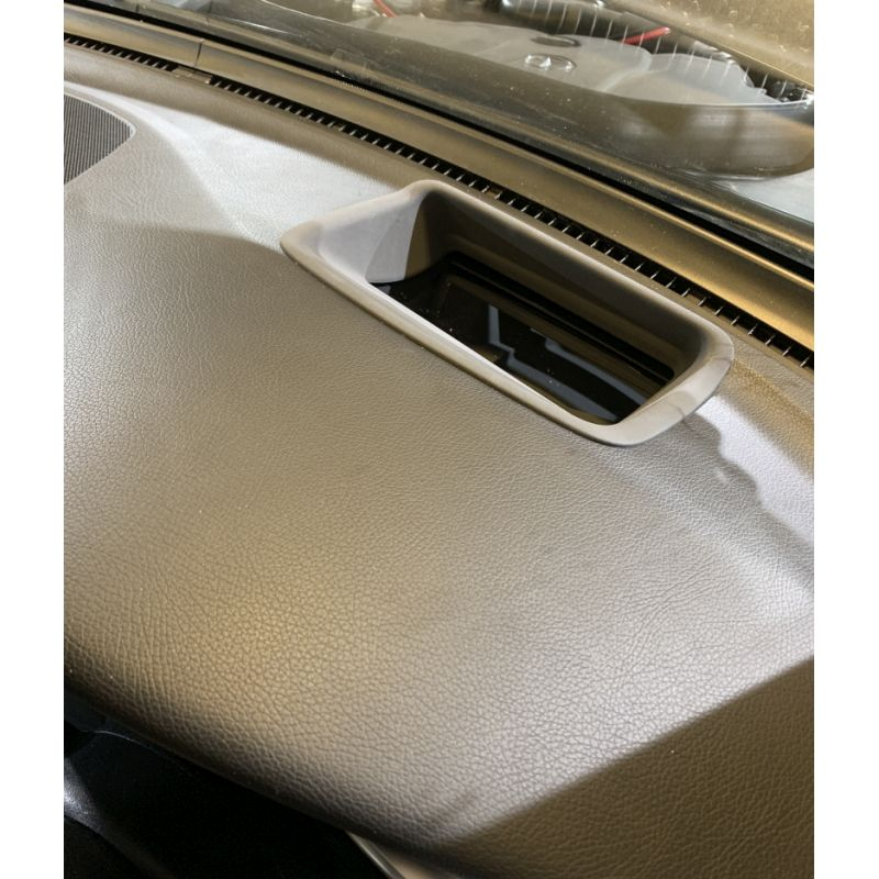 Mercedes Original Equipment Head-Up Display