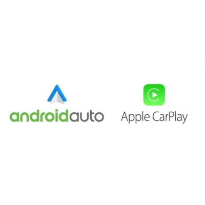 CarPlay Android Auto Logos
